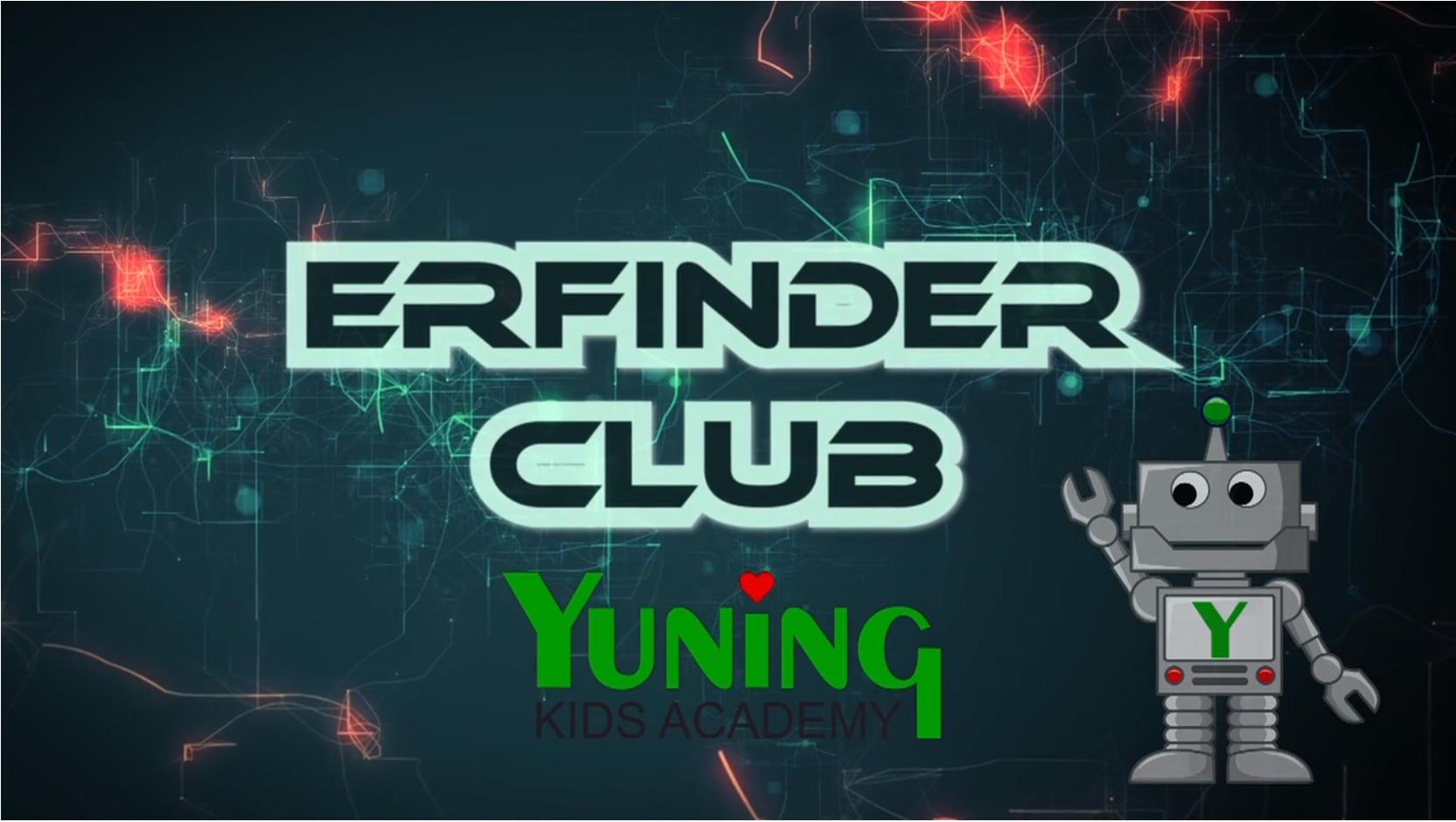 JUNIOR ERFINDER CLUB
