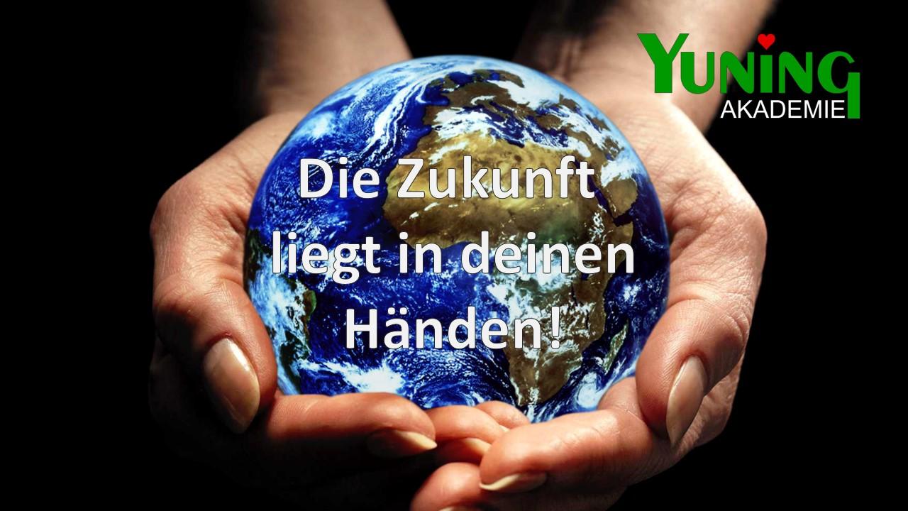 YUNING-Akademie: Die Zukunft liegt in deinen Händen